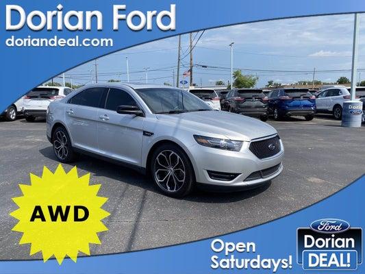 2017 Ford Taurus Sho In Clinton Township Mi Detroit Ford Taurus Mike Dorian Ford Inc