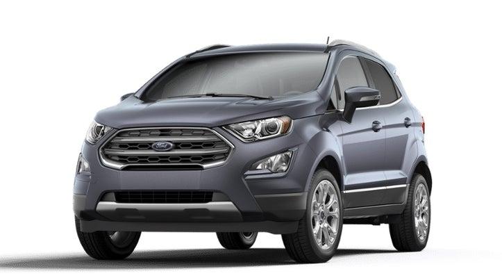 2020 Ford Ecosport Titanium In Clinton Township Mi Detroit Ford Ecosport Mike Dorian Ford Inc